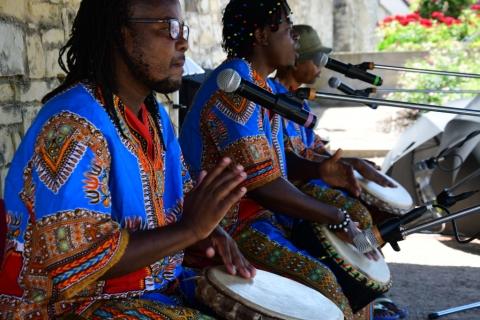 V Litoměřicích se už po osmé rozduněly africké bubny