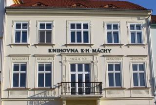 Knihovna Karla Hynka Máchy