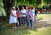 Místa přátelská seniorům - Trojboj v Domově u Trati