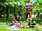 Litoměřický park provoněly fairtradové dobroty